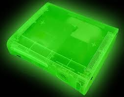 neon case