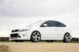 ford focus st alloys