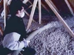 loose fill cellulose insulation