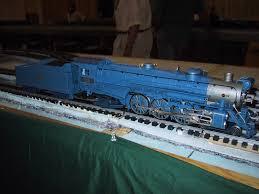 blue comet train