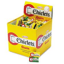 mini chicklets