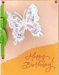 butterfly birthday cards