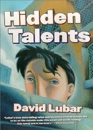 hidden talents by david lubar
