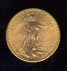 twenty dollar gold coin