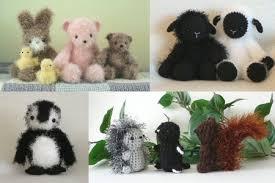 fuzzy toys