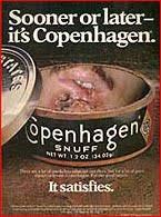 copenhagen chew