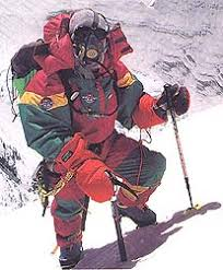 mountaineering clothes