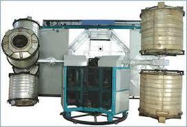 rotational molding machines
