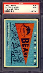 chicago bears pennant