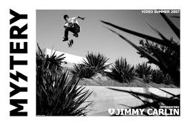 mystery skateboarding