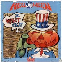 helloween i want out live