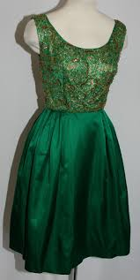 cocktail dresses green