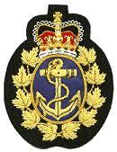 canadian navy crest