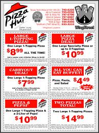 pizzahut coupans