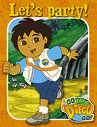 go diego party