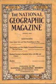 national geographic 1888
