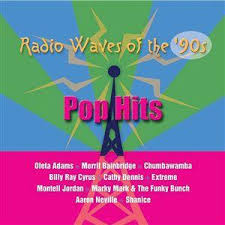 Various Artists - Radio Waves Of The '90s: Pop Hits