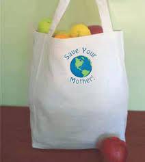 hemp grocery bag