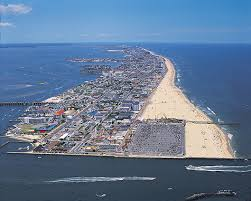 Ocean City, MD Aerial
