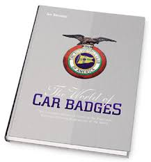 classic car badge