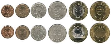 coins from china