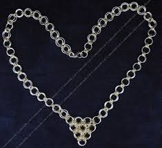 japanese chain maille