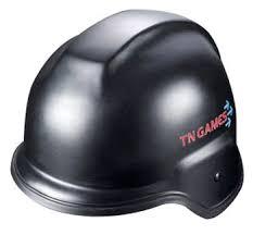 game helmet