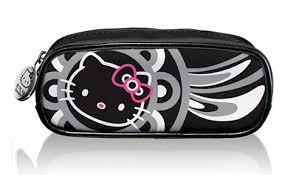 hello kitty mac makeup bag