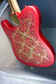 fender pink paisley telecaster
