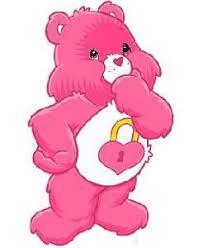 pink carebear