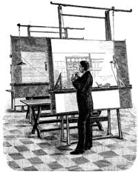 architectural drawing boards