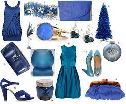 blue xmas decorations