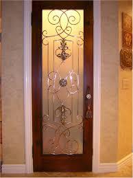 kitchen pantry door