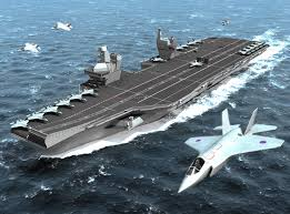 new aircraft carriers