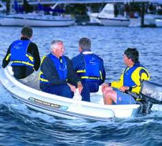rigid inflatable dinghy