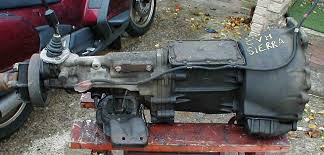ford gearbox