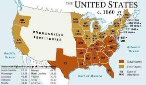 slavery in american