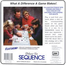 sequence card