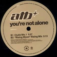 ATB - You're Not Alone - EP