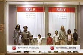 children human trafficking