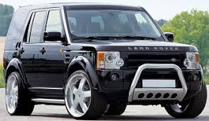 land rover discovery 3 tuning