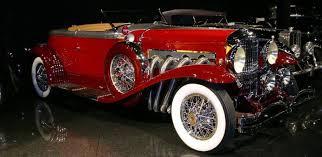 duesenberg cars