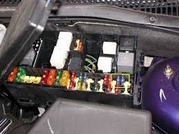 ford focus fuse panel