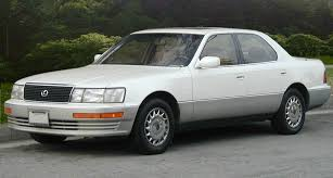 1991 ls400