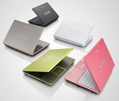 vaio note books
