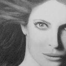 pencil drawing faces
