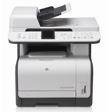 hp printer colour