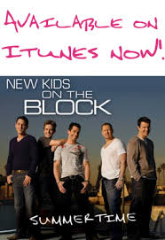 New Kids On The Block - Summertime [Single]