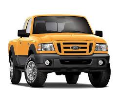 ford ranger trucks
