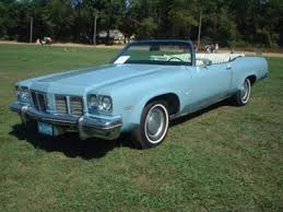 1975 oldsmobile convertible